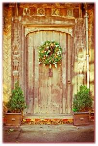 medieval door II