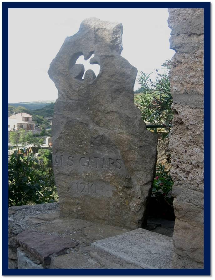 minerve monument